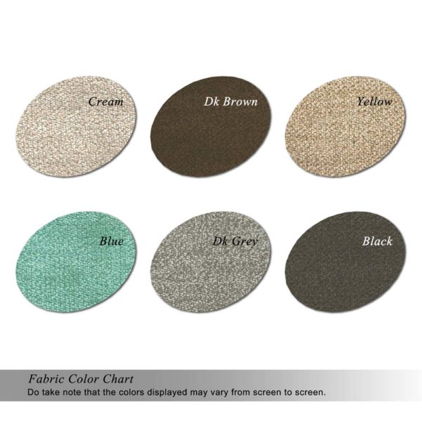 Z.Fabric Color Chart