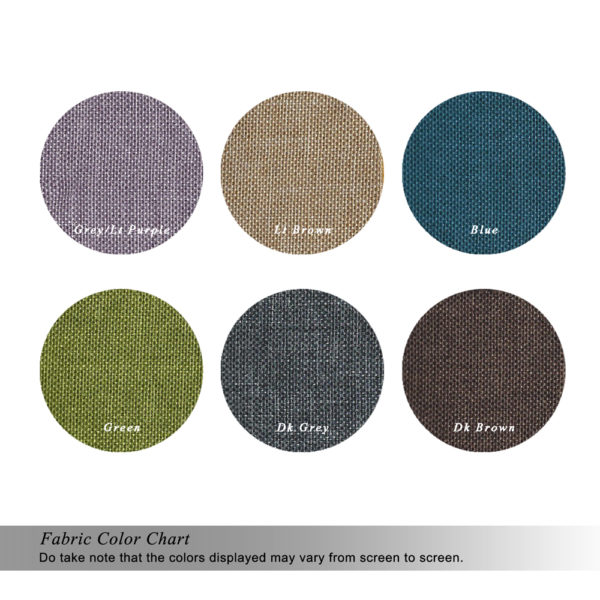 Fabric Color Chart 3