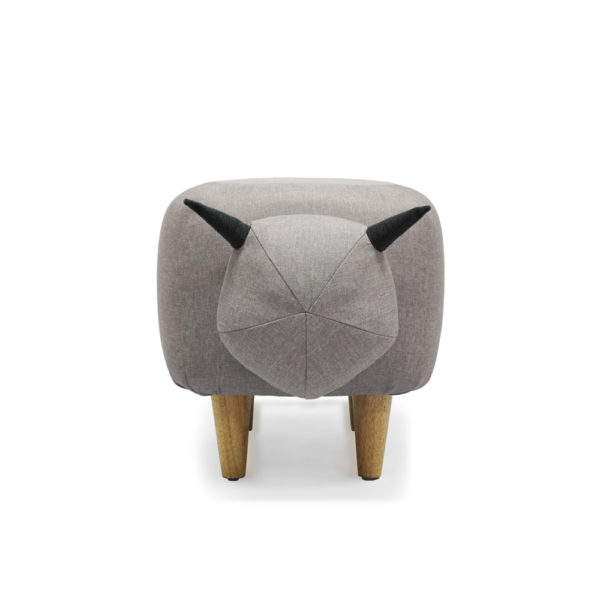 SHEEP OTTOMAN 5 FRONT VIEW