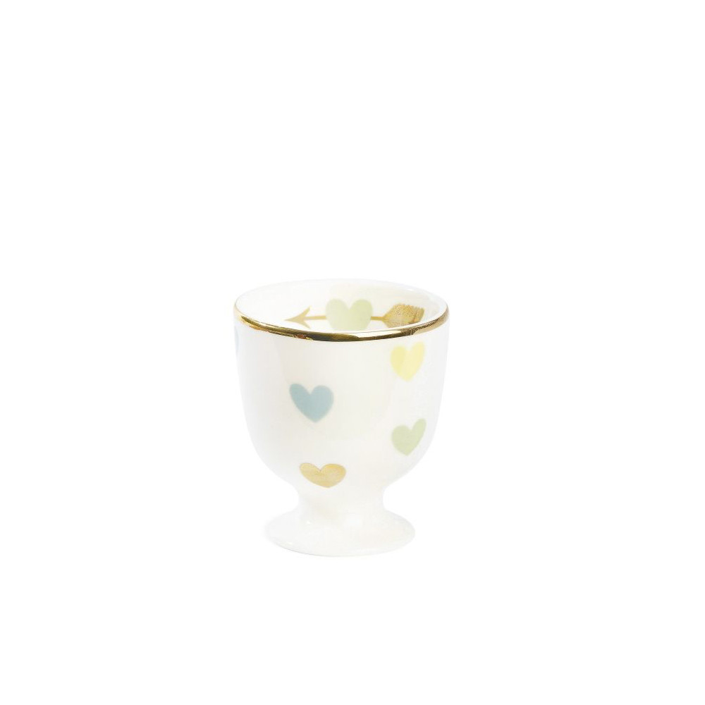 ms etoile ec018 ceramic egg cup with hearts zest livings online