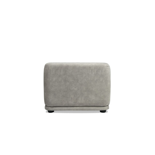 ARIES OTTOMAN SMALL SIDE VIEW
