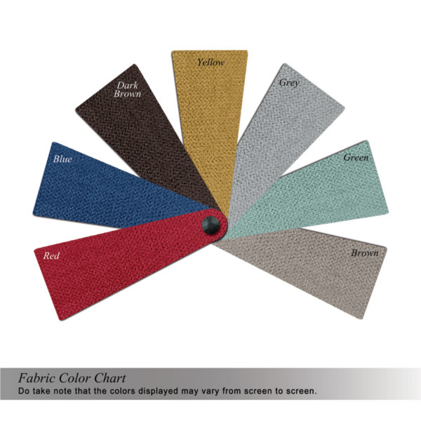 SNOOZE DOGGIE COLOR SWATCHES