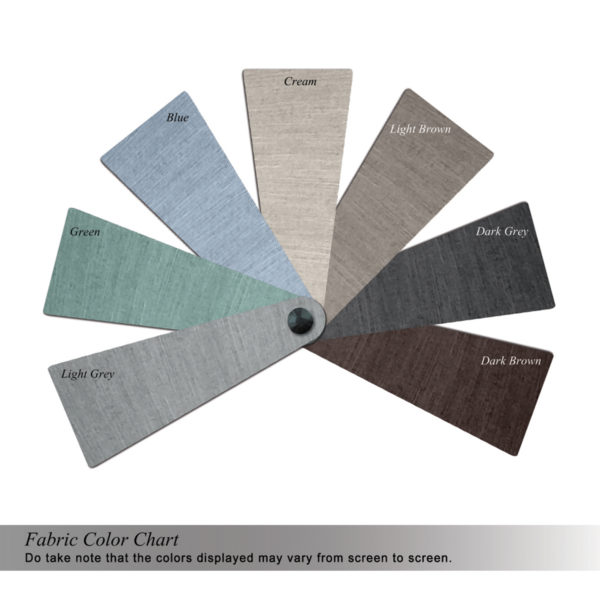 KATHY WING SOFA COLOR SWATCHES