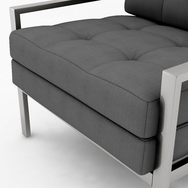 AXEL LOUNGE ARMCHAIR VIEW DETAIL 01