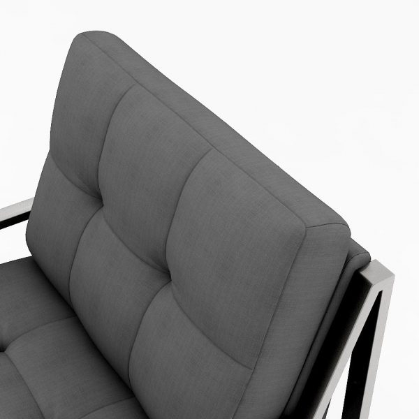 AXEL LOUNGE ARMCHAIR VIEW DETAIL 02