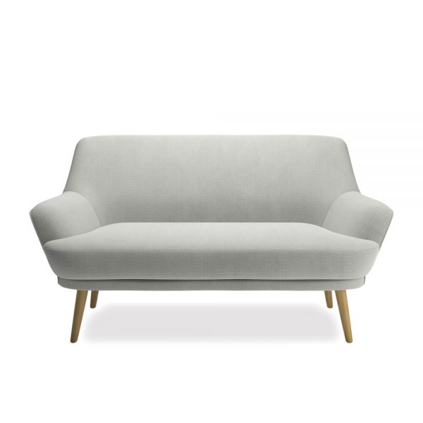 CLOE 2 SEATER VIEW FRONT SILK