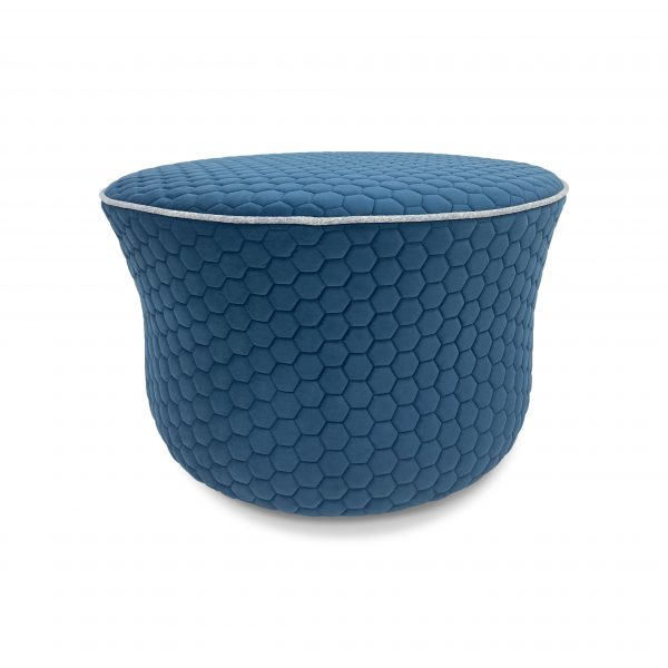 HEXA MEDIUM VIEW FRONT BLUE scaled